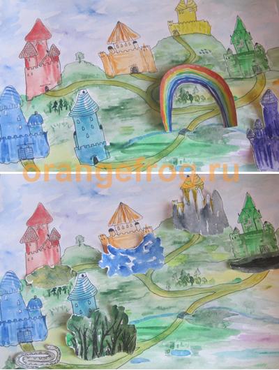 фотографии к сценарию детского праздника