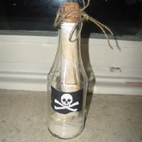 Пиратское послание