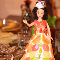 Принцесса-торт