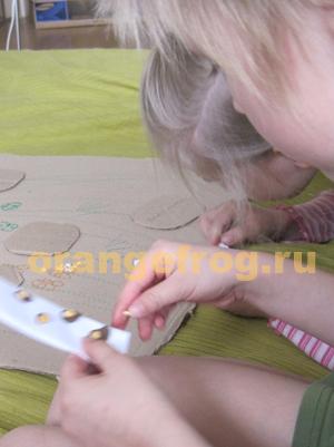 Сценарий детского праздника про насекомых