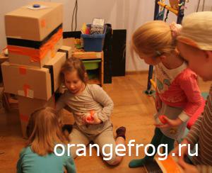 фотография к сценарию детского праздника Изобретатели